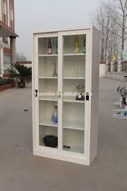 classeur cuisine métal bureau classeur armoires de cuisine porte coulissante en verre