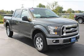 Ford F 150 Truck Crew Cab - used 2016 ford f 150 for sale freeport il