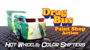 wheels color shifters drag bus action w slugterra burpy and