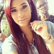 cyn santana hair color exclusive erica mena discusses her favorite female body part