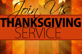 thanksgiving service the church va