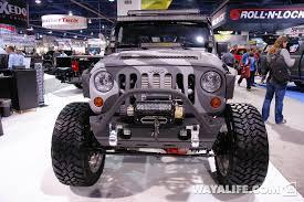 2013 sema bedrug jeep jk wrangler 4 door