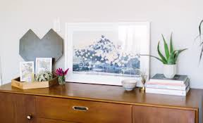 interior styling a console table u2022