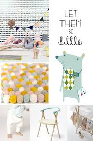 tips for creating a happy baby nursery and kids room decoration
