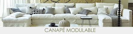 canapé modulable la redoute canape modulable zelfaanhetwerk