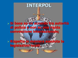 si e d interpol interpol international cooperation the of interpol