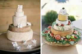 wedding cake of cheese 27 non traditional cheese wheel wedding cakes weddingomania