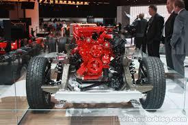 cummins nissan titan 2016 nissan titan xd cummins 5 0 v8 engine at the 2015 detroit