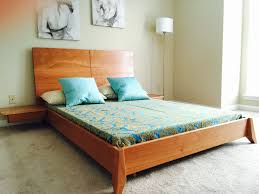 Custom Bed Frames Ontario Buy A Hand Made Solid Wood Platform Bed Made To Order From Marco