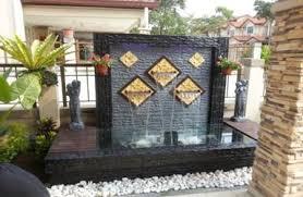 water wall design dream garden design smart 39 on home ideas