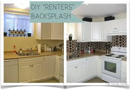diy tile kitchen backsplash kitchen design fabulous painting ideas for kitchen backsplash