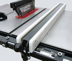 central machinery table saw fence riving knife table saw ts 1040p 50 baileigh industrial