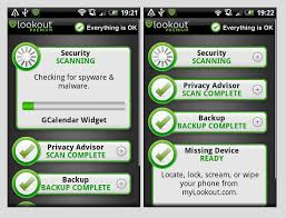 lookout for android protects your smartphones from theft and - Lookout Android