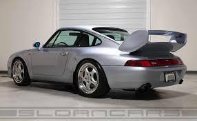 1995 porsche 911 turbo porsche 993