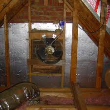 wall mount whole house fan the 1 reason power attic ventilators don t help