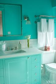 Turquoise Bathroom Accessories by Bathroom Vintage Chic Turquoise Bathroom Decor Turquoise