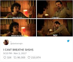Did We Just Become Best Friends Meme - 50 brilliant stranger things memes that will take your mood