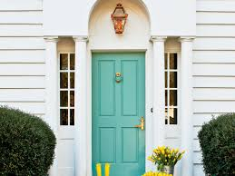 how to paint the front door 5 tips for painting your front door southern living
