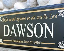 Home Decor Signs And Plaques Christian Home Decor Etsy