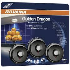 led under cabinet lighting battery sylvania 72422 battery operated led under cabinet light with motion