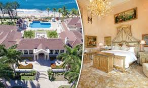 Donald Trump House Donald Trump Sells Luxury Caribbean Estate For A Staggering 22