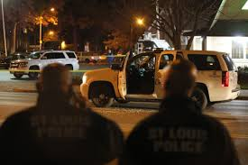 police shooting suspect killed later in shootout with officers is