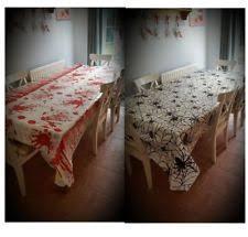 halloween table cloth celebrations u0026 occasions ebay