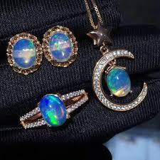 opal necklace vintage images Opal jewelry mowte jpg