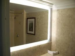 Bathroom Lighted Bathroom Mirror 25 Lighted Bathroom Mirror Best 25 Led Bathroom Lights Ideas On Pinterest Mirror With Led