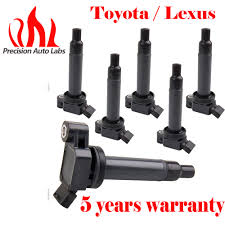online buy wholesale coil pack toyota from china coil pack toyota