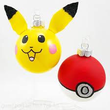 pikachu ornament diy ted s