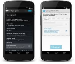 snapshot on android android roms the easy way testing the new cyanogenmod installer