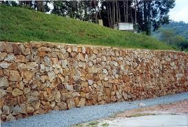 Favorito Muro de arrimo ou muro de sustentação – O que é? – Dicas de  #AD37