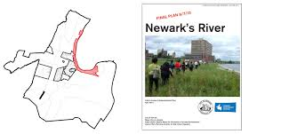 Newark Map Existing Redevelopment Plans Opzs