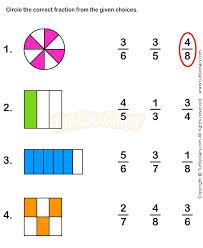 fractions worksheets grade 2 worksheets