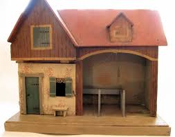 Toy Barns My Little Putz Farm And Antique Stable By Susan Hale Dolls