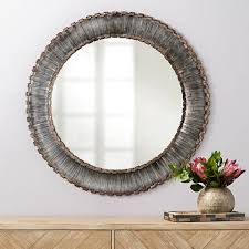 Uttermost Mirrors Free Shipping Uttermost Tanaina Silver Strip 46