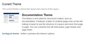 creating your technical documentation space atlassian documentation