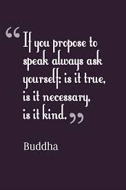 respect our differences be ready buddha and words