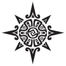 new black ink aztec tattoos tattooshunter com