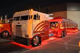 led lights for semi trucks western star coe cabovers pinterest westerns