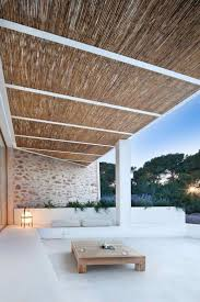 Patio Roof Designs Pictures by Best 25 Bamboo Roof Ideas On Pinterest Bamboo Architecture
