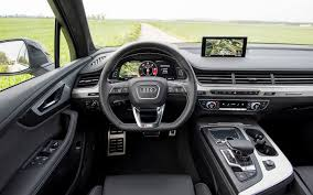 Audi Q7 Specs - audi audi q7 45 tdi technology audi sq7 abt audi q7 specs bmw