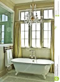 elegant bathroom with tub royalty free stock image image 10207266