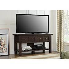 console table under tv corner tv stands tv cabinets sears