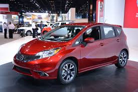 nissan note 2004 new sportier trimmed 2015 nissan note sr arrives in chicago