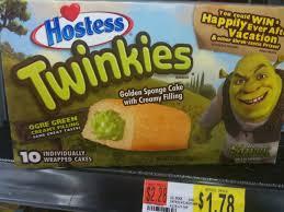 Twinkie Meme - shrek hostess twinkies with green filling hostess shrek tw flickr