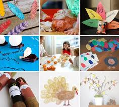 last minute ideas for family thanksgiving crafts