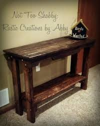 Build Wooden End Table by Best 25 Coffee And End Tables Ideas On Pinterest End Table
