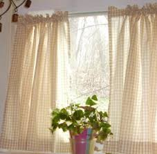 beige kitchen curtains buy 3pc beige with yellow sunflower and